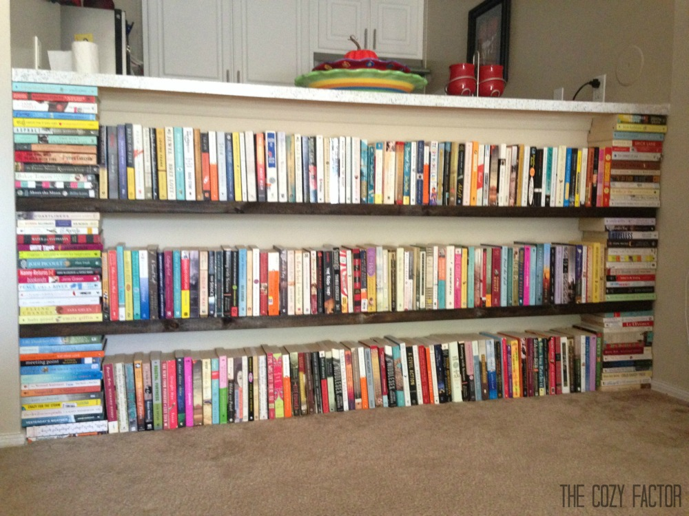 Bookcase - The Cozy Factor